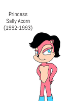 Princess Sally (Classic) by McOuchies