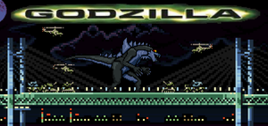 Godzilla Month 2010 '23' by Linkzilla