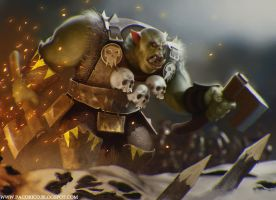 Orcs by Mancomb-Seepwood