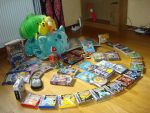 My Pokemon collection by Beckie6