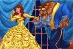 Beauty and the Beast 2015 by RadPencils