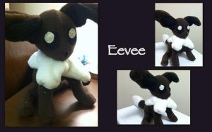 Eevee Plush by CeltysShadow