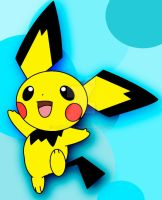 How To Draw Pichu by a-watt89
