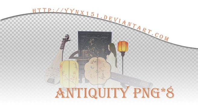 Antiquity png pack #06 by yynx151