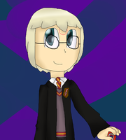 shulky potter by DarkAngelofMinecraft