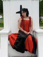 Gothic Throne 4 by Altaria13-Stock