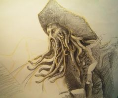 Davy Jones WIP II by Norloth