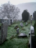 Wicklow Graveyard 02 by RGDart