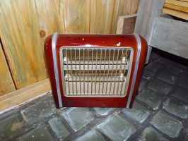 old heater by SpellpearlArts
