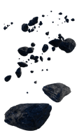 Asteroids (png) by rOEN911