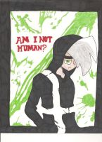 Am I Not Human by bdehkte