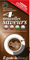 Caffeo Flyer by kendrawer