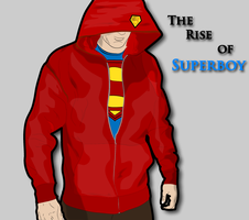 The Rise of Superboy by MaxDaMonkey