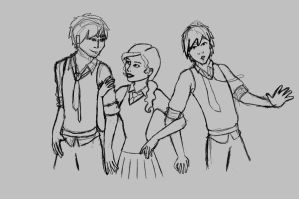 Lissy's Boys WIP by Whisperwings