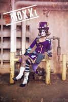 Mad Moxxi - No New Jobs by Enasni-V