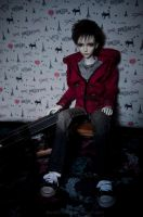 Kaden: Role-play R from Warm Bodies by BanditYinG