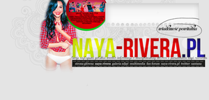 Naya Rivera layout by BrookeDavis