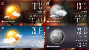 Acer Liquid OEM Widget for xwidget by jimking