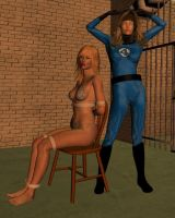Invisible Woman captured 3 by cattle6