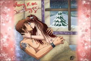 Merry Christmas Darling :D by KaenDD