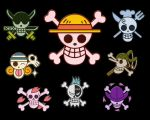 One Piece Jolly Roger by magi58