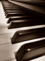 Piano Keys by widexpillow