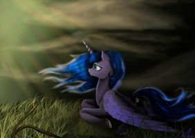 The Moonlight is coming by Vinicius040598