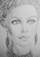 Snow White and the Huntsman | Queen Ravenna by AnimeFreak-Denise