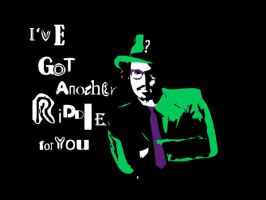 Riddler Johnny Depp by bdh88