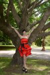 Red Satin 14 by Anariel-Stock