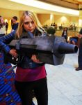 Rose Tyler BFG by PosiTori