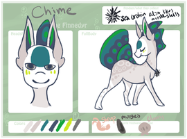 Chime Reference Sheet by Kama-ItaeteXIII