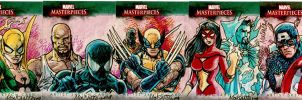 more sketchcards by gammaknight