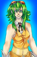 GUMI by TheLovelessNeko