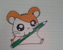 Hamtaro. by ADFlowright
