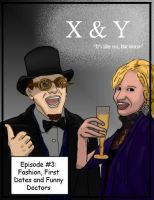 XnY Show banner for ep 3 by Deathsdoor-inc