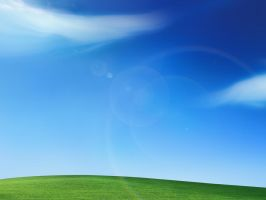 Windows XP MCE Energy Bliss by x360live