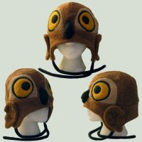 Owl Hat by fabricninja