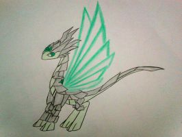 Techmo, the alloyed one by minecraftmobs456