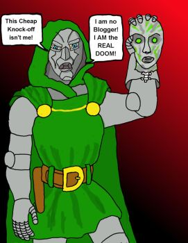 The Real Doom by Metalchick36
