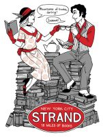 Strand Contest Entry by MelZayas