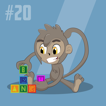 30 Day challenge! - No 20 - Adam by BranchDesigns