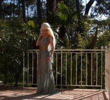 Khaleesi Qarth by LadyliliCosplay