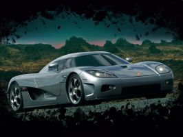 Koenigsegg CCX Desktop by TC430