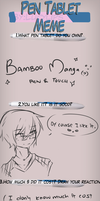 Pen Tablet Meme by RayRie