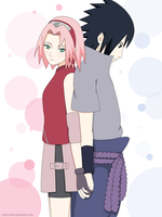 SasuSaku: Always Here by m0m0-hImE