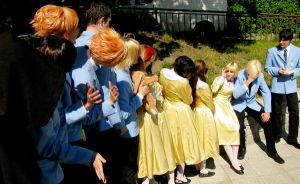 ouran 5 by neko-tin