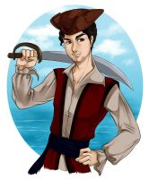 commission Pirate Gentleman for demondraven by Solyane21
