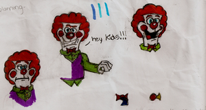 Clown Concept by Z-MAN64