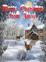 Merry Christmas  from Jassy by Jassy2012